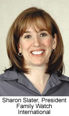 Sharon Slater - FWI