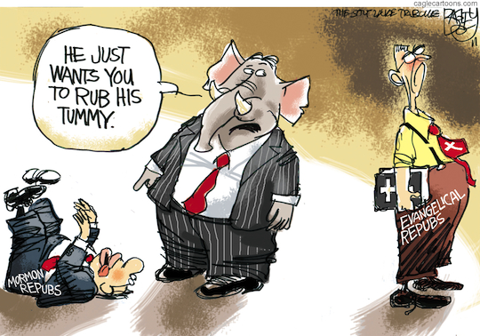 Pat Bagley skewers LDS GOP