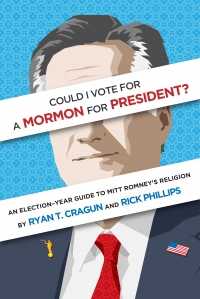 Mormon for President Book Cover
