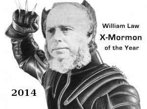 X-Mormon of the Year