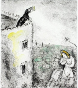 Marc-Chagall-David-and-Bathsheba